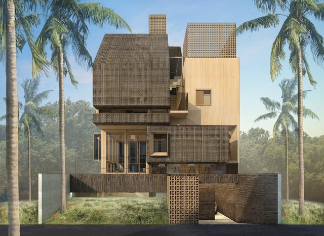 Gedek House